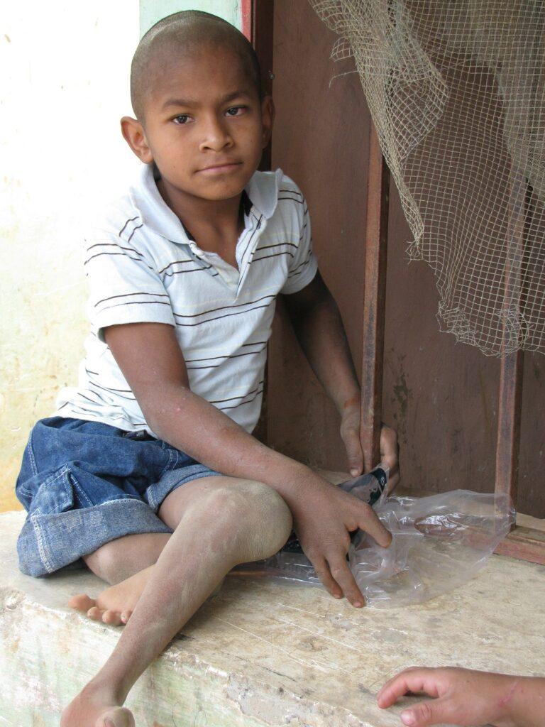 helping vulnerable children